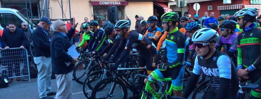 41 carrera ciclista el pavo puente tocinos
