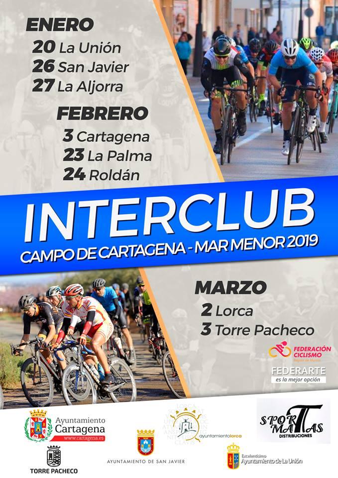 Resultado de imagem para XXIX INTERCLUB CAMPO DE CARTAGENA-MAR MENOR Y LORCA ( 7ª ETAPA)